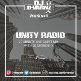 DJ D-VARNZ- UNITY RADIO LIVE MIX