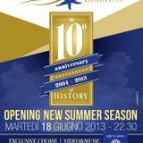 Diretta live Inaugurazione Papero Beach - 18 Giugno 2013