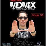 MDMix Radio Show #163 - Special Guest: DJ Mauro Trevisan