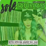 DJ 360 - Sole Saturdays / edit /