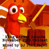 King Street Sounds Podcast Nov 2009 mixed by DJ Phil Pagan