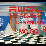 Dj Randall & Mc GQ Live @ AWOL London 1994