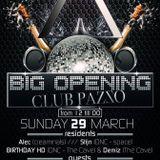 dj HD @ Grand Opening Pazzo Club (lokeren) 29-03-2015