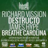 Powertools Mixshow - Episode 1-23-16 Ft: Destructo, James Hype, & Breathe Carolina