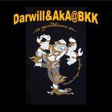 Podcast 7 - Dj mix : Darwill & Aka @ BKK