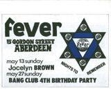 Fever (Bang Club) Aberdeen, 10th Dec 1989 - Graeme Park
