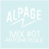 MIX#01 by ANTOINE PESLE