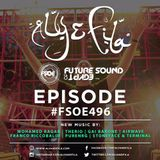 Aly and Fila - Future Sound Of Egypt 496 [15.05.2017]