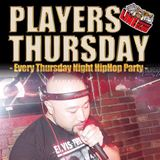 "2017.1.26 thu ""PLAYERS THURSDAY"" Live Mix / Mixed by DJ CHIN-NEN"