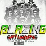 blazing saturdays vol 1