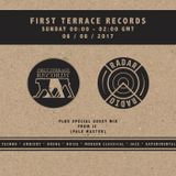 First Terrace Records w/ JC (Pale Master) - 6th August 2017