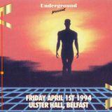 Binman & PA Serious - Live @ Vengeance 3, Belfast, Ulster Hall 1-4-1994