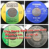 The Deep End with Joey Mudd / Show #221 / February 14, 2018  Valentine's Day Show
