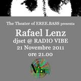 Rafael Lenz @ Radio Vibe (21/11/2011)