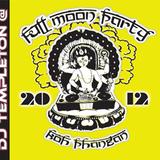 DJ Templeton: Full Moon Party (2012)