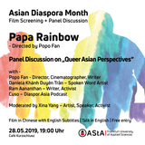 Folge 18: Panel Talk – Queer Asian Perspectives