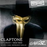 Gorillaz x Reprezent: Gorillaz Mix Series - Claptone