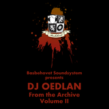 Dj Oedlan - From the Archive Volume II
