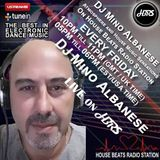 Mino Albanese Dj-Atmosphere and House Music Sensations-Live on HBRS 09.12.2017