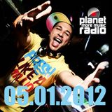 DJ JELLIN - planet black beats radio show - 05.01.2012