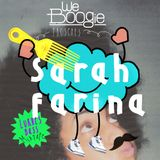 WEBOOGIE presents the WEEEEEMIX - #1 - Sarah Farina Lurves Bass