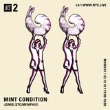 Mint Condition w/ Jone$ - 19th March 2018