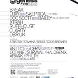 Ruffhouse ft. MC Sense Recorded Live @ Genesis 3rd Birthday 23.06.13