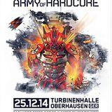 Dj Djuke Live @ Army Of Hardcore Festival 2014