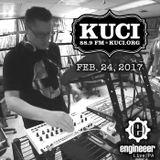 KUCI Live PA, February 24, 2017