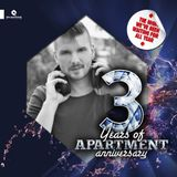 3rd Anniversary of The apartment  Athens club!