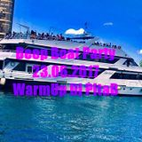Deep Boat Party 23.06.2017 WarmUp - Dj PitaB