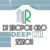 ALR Radio Show 20 - 11 - 2016  Dj Sinopoli Ciro - The DeepOut - Session