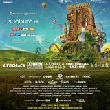 Angerfist @ Sunburn Festival (India) 2016