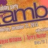 """""""TAMBOR HOLIDAY PARTY 2013 – Mixed by Alan King"""