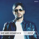 We Are Homesick #001 Mixed by Wally-M. (beatport.com)