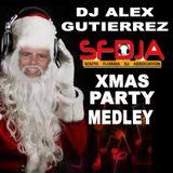 DJ ALEX GUTIERREZ SFDJA XMAS PARTY MIX