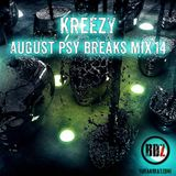 kreezY - August Psy Breaks Mix`14