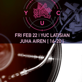 DJ Juha - Live@Yuc Latisian 2019-02-22 (After Work Session)