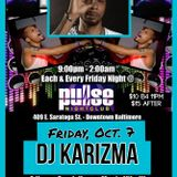 Pulse Fridays 10-7-16 with DJ Biskit and Special Guest Karizma!