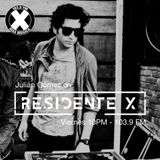 DJ Set Julián Gómez Residente X