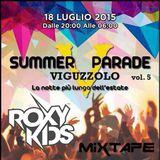 Summer V Parade Vol. 5 - Mixtape by Roxy Kids