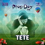SET Prog Dark - TeTe @ Prog-Day