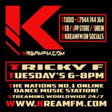 Tricky F #UKG Sessions - KreamFM.Com 19 NOV 2019