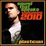 Plastician - Sound That Speaks Volumes 2010