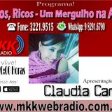 Programa Raros Ricos Um Mergulho na Alma 21/03/2017 - Claudia Canto Iara Tobiaz e Marlene Querubin