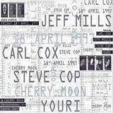 Carl Cox / Jeff Mills @ Cherry Moon Lokeren - 18.04.1997
