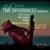 Mario De Giorgio - Guest - Time Differences 165 [24-May-2015] On TM-Radio