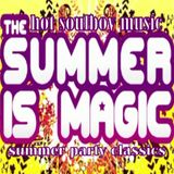 the summer is magic with soulboy 90s summer party