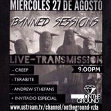 Andrew Sthefans - Banned Sessions vol.1 (Special Techno Mix for ON.THE.GROUND)
