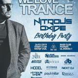 Arctic Moon - We Love Trance CE 031 - Nitrous Oxide B-Day Party (26-01-2019)